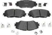 Front Ceramic Pads MGD1210CH