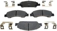 Front Ceramic Pads MGD1363CH
