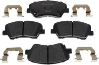 Front Ceramic Pads MGD1543CH