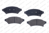 Front Ceramic Pads RSD1075CH