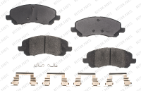 Front Ceramic Pads RSD1285CH