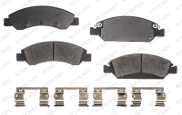 Front Ceramic Pads RSD1367ACH