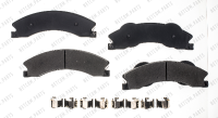 Front Ceramic Pads RSD1411CH