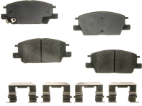 Front Ceramic Pads RSD1913CH