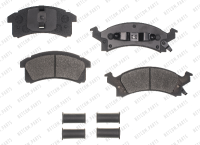 Front Ceramic Pads RSD506CH