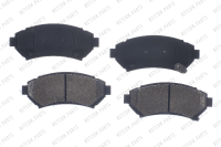 Front Ceramic Pads RSD699CH