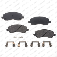 Front Ceramic Pads RSD866CH
