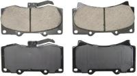 Front Ceramic Pads ZD1119