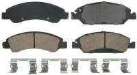 Front Ceramic Pads ZD1363