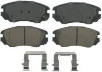 Front Ceramic Pads ZD1421