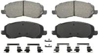 Front Ceramic Pads ZD866