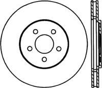 Front Disc Brake Rotor 320.63042