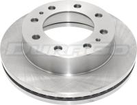 Front Disc Brake Rotor BR55062