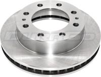 Front Disc Brake Rotor BR55072