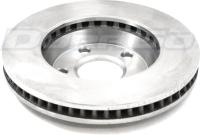 Front Disc Brake Rotor BR55087