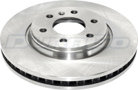 Front Disc Brake Rotor BR55118