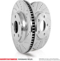 Front Disc Brake Rotor AR8642XPR