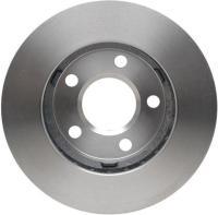 Front Disc Brake Rotor 56631