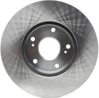 Front Disc Brake Rotor by RAYBESTOS
