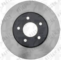 Front Disc Brake Rotor 8-580083