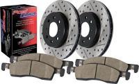Front Disc Brake Upgrade Kit 909.33006