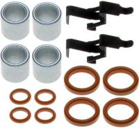 Front Disc Hardware Kit H5524A