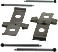 Front Disc Hardware Kit H5817A