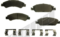 Front Disc Pads PXD1363