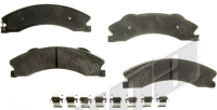 Front Disc Pads PXD1411