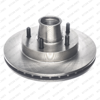 Front Hub And Rotor Assembly RS5064