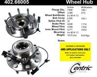 Front Hub Assembly 402.66005