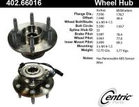 Front Hub Assembly 402.66016