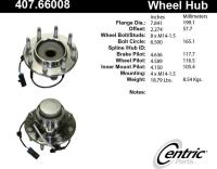 Front Hub Assembly 407.66008