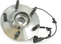 Front Hub Assembly BR930808