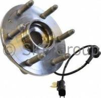 Front Hub Assembly BR930914