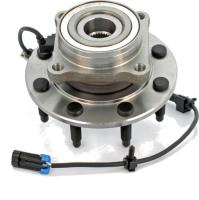 Front Hub Assembly
