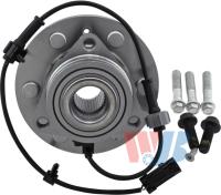 Front Hub Assembly WA515036HD