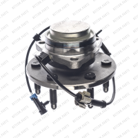 Front Hub Assembly WBR930417