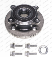 Front Hub Assembly by WORLDPARTS