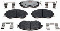 Front Hybrid Pads EHT1539H