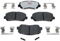 Front Hybrid Pads EHT1623H