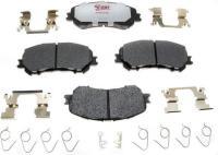 Front Hybrid Pads EHT1737H