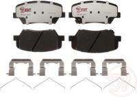 Front Hybrid Pads EHT1815H