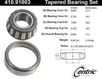 Front Outer Bearing Set 410.91003