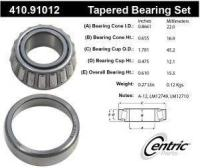 Front Outer Bearing Set 410.91012