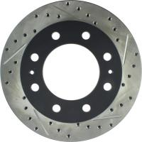 Front Performance Rotor 127.66042L