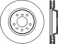 Front Premium Rotor 125.62073