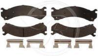Front Premium Semi Metallic Pads SP784SBH