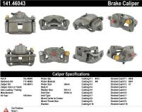 Front Right Rebuilt Caliper With Hardware 141.46043