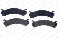 Front Semi Metallic Pads RSD784AM
